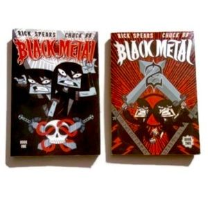 Black Metal Volume 1 & 2 (paperback).